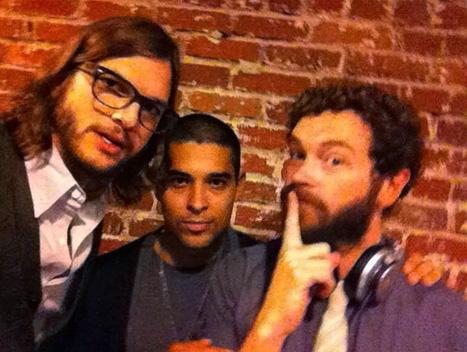 Ashton Kutcher's Boys Night Out!