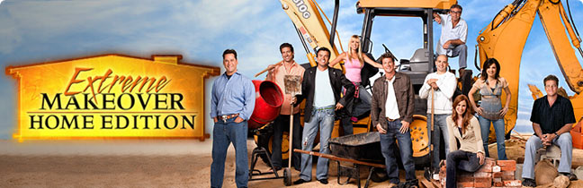Extreme Makeover: Home Edition | The Red Carpet Report